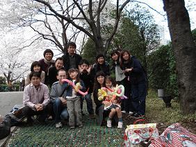 桜よ今年もMerci~♪_d0087483_21595463.jpg