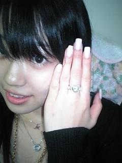 指輪買っちゃった~。_c0053207_2073691.jpg