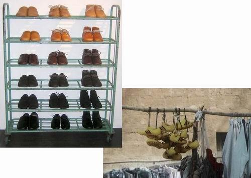 SHOP nakamura の手作り靴と、トンブクトゥのビニール靴_f0045090_13423357.jpg