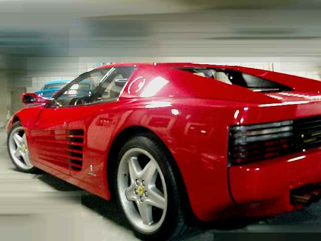 中編 ときにはフェラーリ!そしてF430と512TR!_f0056835_2164989.jpg