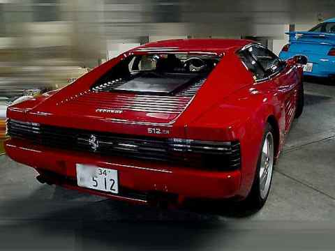 中編 ときにはフェラーリ!そしてF430と512TR!_f0056835_2175865.jpg