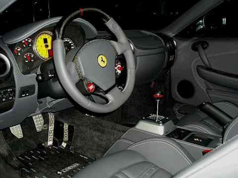 中編 ときにはフェラーリ!そしてF430と512TR!_f0056835_2192447.jpg