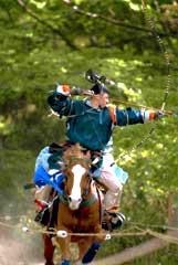 馬に乗る人類(仕事・競技・遊び) No.12_d0083265_1413779.jpg