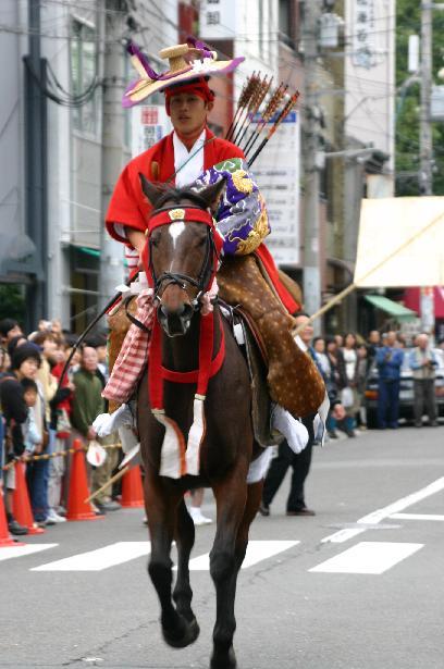 馬に乗る人類(仕事・競技・遊び) No.12_d0083265_14175024.jpg