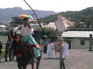 馬に乗る人類(仕事・競技・遊び) No.12_d0083265_16452062.jpg
