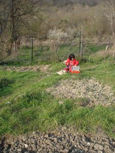 畑の片隅でおままごと_f0106597_23385019.jpg