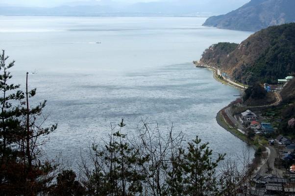 奥琵琶湖               4月3日_c0009275_059494.jpg