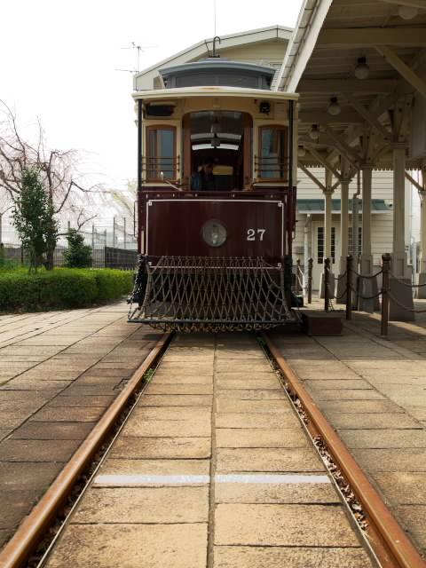 梅小路公園:チンチン電車 その1 _d0087407_0494115.jpg