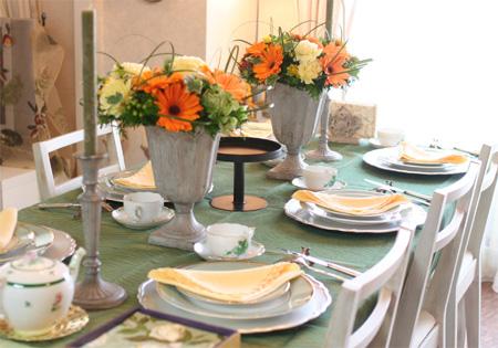 4月のテーブル_b0093830_1549013.jpg
