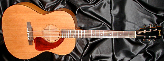 1967年製の「Gibson LG-0」が入荷!_e0053731_18204213.jpg