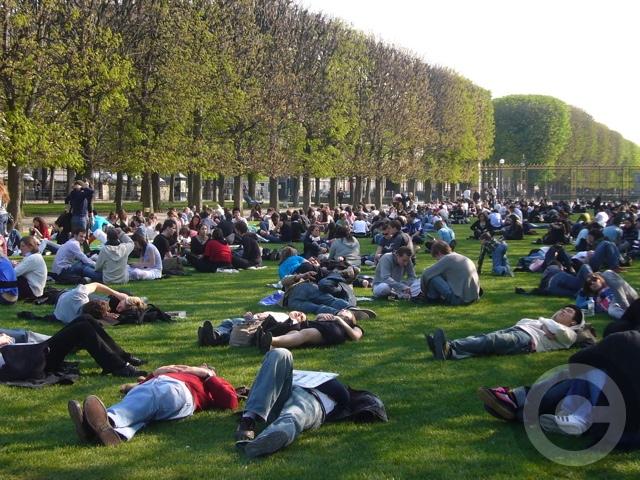 ■最近のリュクサンブルグ公園(PARIS)_a0008105_21333287.jpg
