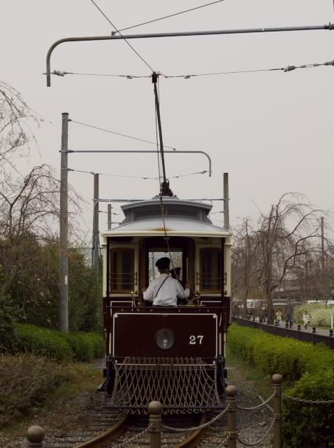 梅小路公園:チンチン電車 その3_d0087407_1650384.jpg
