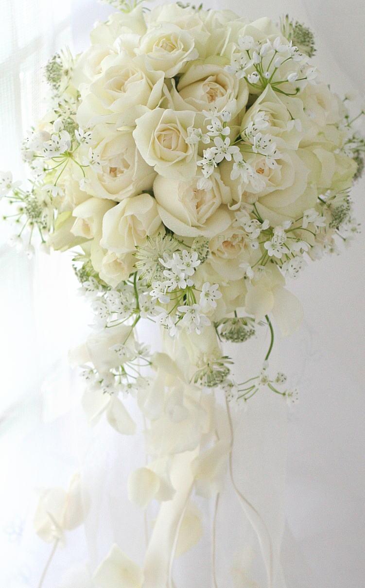 ブーケ 花の ひとひらずつ  _a0042928_23182455.jpg