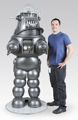 Robby the Robot Life-Size Figure_a0077842_23495210.jpg