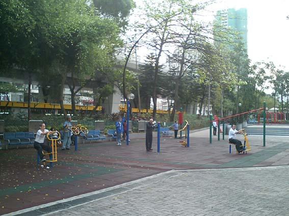 香港の公園風景あれこれ_f0054859_22305434.jpg