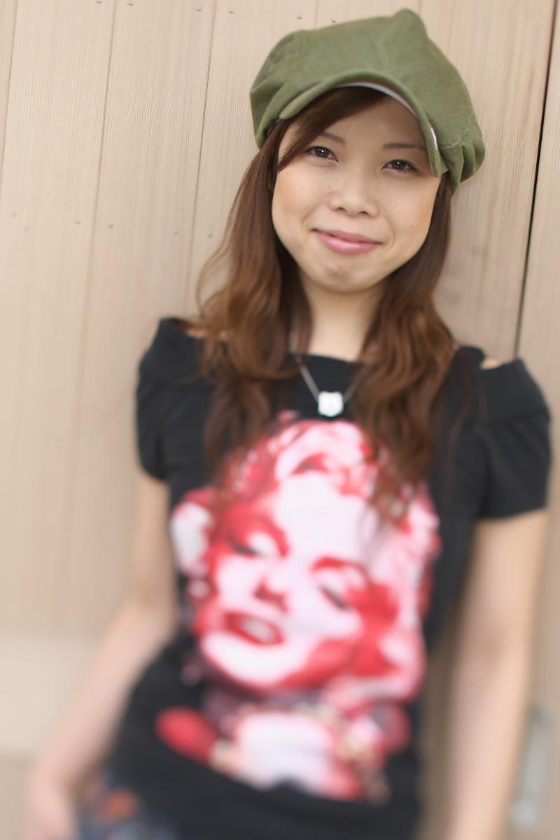 YOSHIKOちゃん よ~_f0021869_2011252.jpg