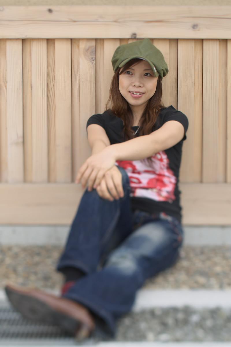 YOSHIKOちゃん よ~_f0021869_2021728.jpg