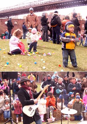 イースターのイベント風景 Spring Fling Egg Hunt_b0007805_10582873.jpg