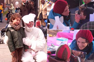 イースターのイベント風景 Spring Fling Egg Hunt_b0007805_10591654.jpg