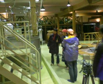 CBCテレビまじあなに「ちこり村」が取上げられました。_d0063218_13591185.jpg