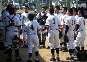 全日本少年野球大会(市内春季大会二日目)_d0010630_16342218.jpg