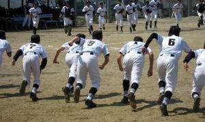 全日本少年野球大会(市内春季大会二日目)_d0010630_16442446.jpg