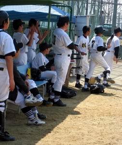全日本少年野球大会(市内春季大会二日目)_d0010630_16454124.jpg