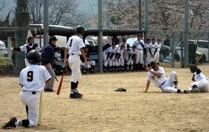 全日本少年野球大会(市内春季大会二日目)_d0010630_175443.jpg