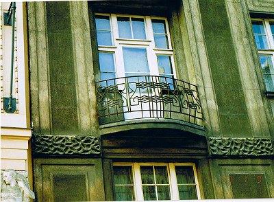 """プラハの建物  """"2003中欧_c0087349_826846.jpg"""