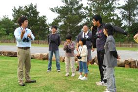 モニターキャンプ2日目_f0121321_1011673.jpg