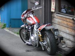 カッケエ〜オートバイ見〜つけ..._b0065730_2344329.jpg