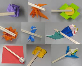 クリスマス 折り紙 箸置き 折り紙 : cabanon.exblog.jp