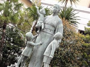 スペインとキリシタン大名と靖国神社と『へうげもの』と日本_b0081338_14102594.jpg