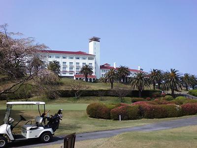 川奈ホテルゴルフコース(大島コース)①_c0060651_91310.jpg