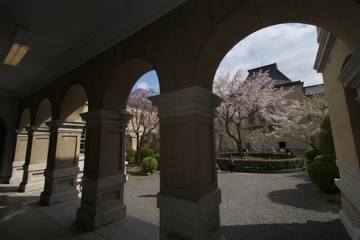 京都府庁 春の一般公開 1_f0021869_1213094.jpg
