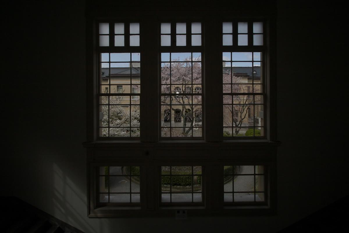 京都府庁 春の一般公開 2_f0021869_12291268.jpg