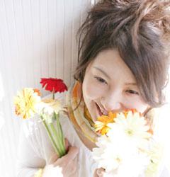 皆川純子:いろんなビタミンが詰まった元気をもらえる1枚_e0025035_0533976.jpg