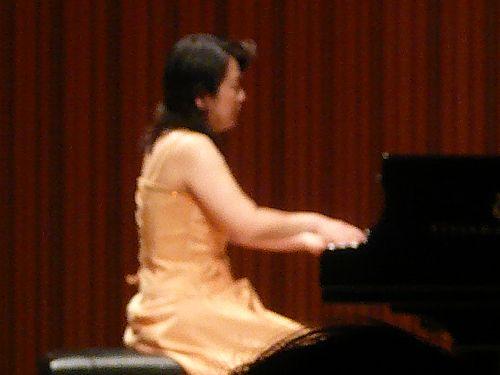 """ガールスカウト35周年と、シリーズ""""Pianists"""" No.5 杉目奈央子 リサイタル ..。.゚。*・。♡ _a0053662_22101583.jpg"""