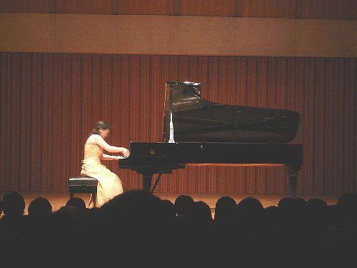 """ガールスカウト35周年と、シリーズ""""Pianists"""" No.5 杉目奈央子 リサイタル ..。.゚。*・。♡ _a0053662_22111312.jpg"""