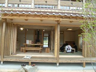 里山に佇むあたりまえの家 見学会_d0087595_2153451.jpg