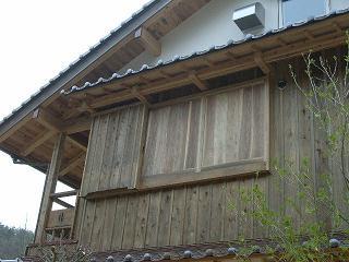 里山に佇むあたりまえの家 見学会_d0087595_2174496.jpg