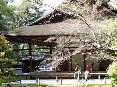 南禅寺 (立派な三門。初めて見た様に感心しました。)_f0012154_1965211.jpg