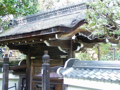 南禅寺 (立派な三門。初めて見た様に感心しました。)_f0012154_1982968.jpg