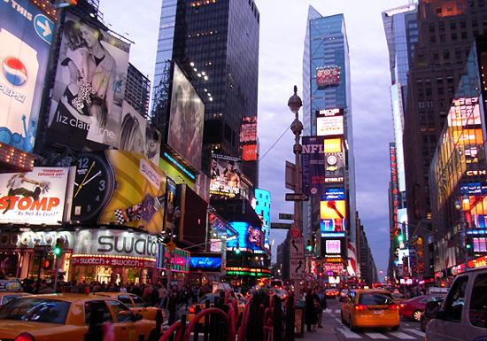 ニューヨーク・タイムズ本社ビルにある無料ミニ・ギャラリー_b0007805_11123752.jpg