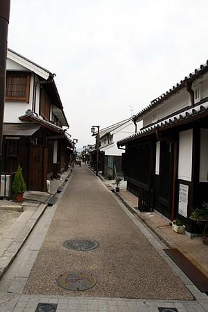 重要伝統的建造物郡保護地域 今井町 SAREX2_d0080906_17182888.jpg