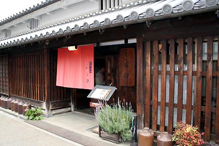 重要伝統的建造物郡保護地域 今井町 SAREX2_d0080906_17352283.jpg