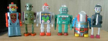 4/19[thu] ロボット!_f0042307_10213987.jpg