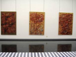 149) 市民ギャラリー 「北海道抽象派作家協会展」 ~4月22日(日)まで _f0126829_105859100.jpg