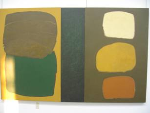 149) 市民ギャラリー 「北海道抽象派作家協会展」 ~4月22日(日)まで _f0126829_11242390.jpg