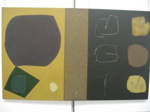 149) 市民ギャラリー 「北海道抽象派作家協会展」 ~4月22日(日)まで _f0126829_11251564.jpg
